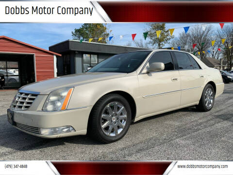 2011 Cadillac DTS for sale at Dobbs Motor Company in Springdale AR