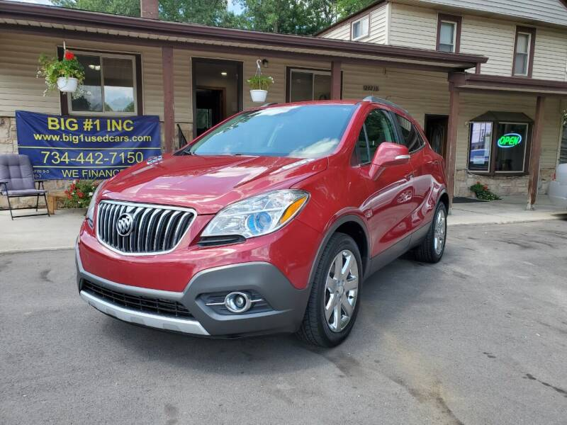 2014 Buick Encore for sale at BIG #1 INC in Brownstown MI