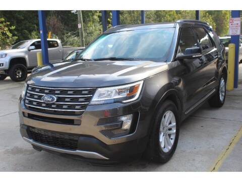 2016 Ford Explorer for sale at Inline Auto Sales in Fuquay Varina NC