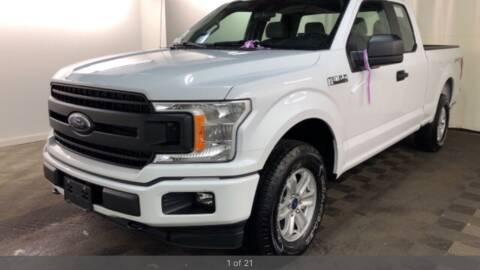 2019 Ford F-150 for sale at J.W.P. Sales in Worcester MA