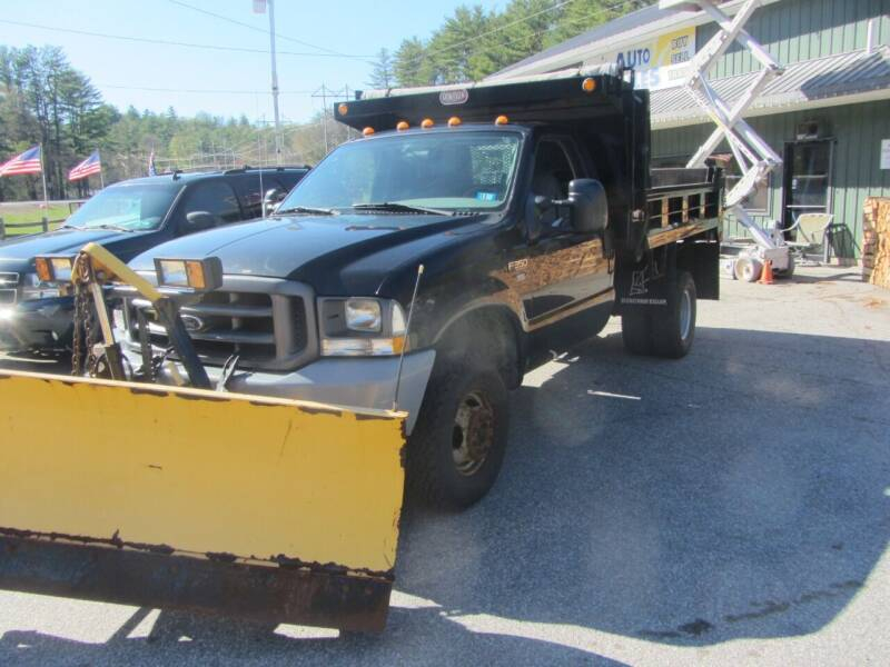 2004 Ford F-350 Super Duty for sale at Jons Route 114 Auto Sales in New Boston NH