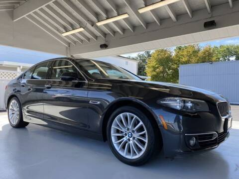 2014 BMW 5 Series for sale at Pasadena Preowned in Pasadena MD