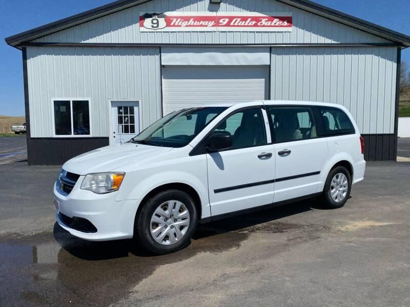2015 Dodge Grand Caravan for sale at Highway 9 Auto Sales - Visit us at usnine.com in Ponca NE