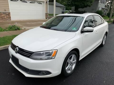 2012 Volkswagen Jetta for sale at Jordan Auto Group in Paterson NJ