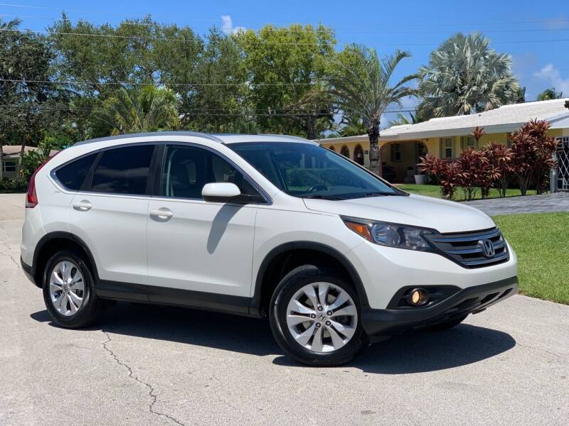2014 Honda CR-V for sale at Citywide Auto Group LLC in Pompano Beach FL