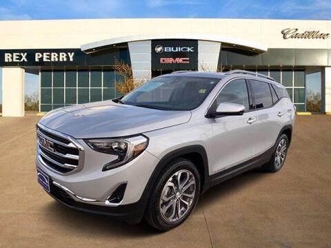 2020 GMC Terrain for sale at AutoJacksTX.com in Nacogdoches TX