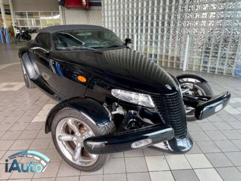 1999 Plymouth Prowler for sale at iAuto in Cincinnati OH