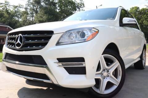 2015 Mercedes-Benz M-Class for sale at Cobb Luxury Cars in Marietta GA