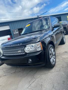 2008 Land Rover Range Rover for sale at Car Barn of Springfield in Springfield MO