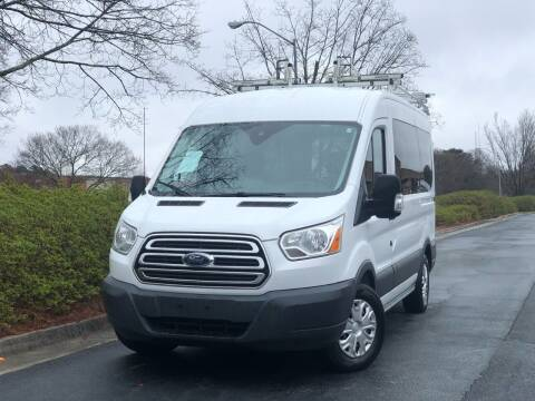 2015 Ford Transit Passenger for sale at William D Auto Sales in Norcross GA