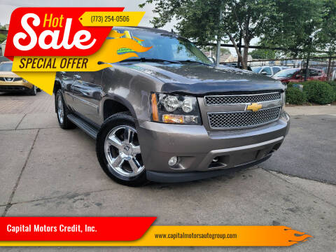 2011 Chevrolet Tahoe for sale at Capital Motors Credit, Inc. in Chicago IL
