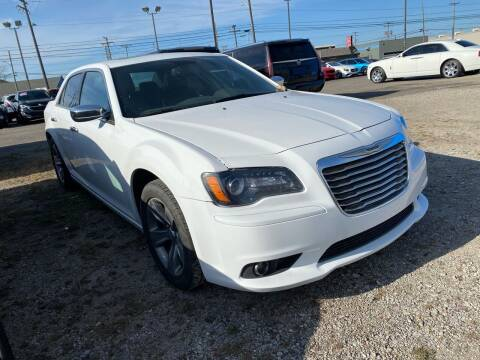 2012 Chrysler 300 for sale at M-97 Auto Dealer in Roseville MI