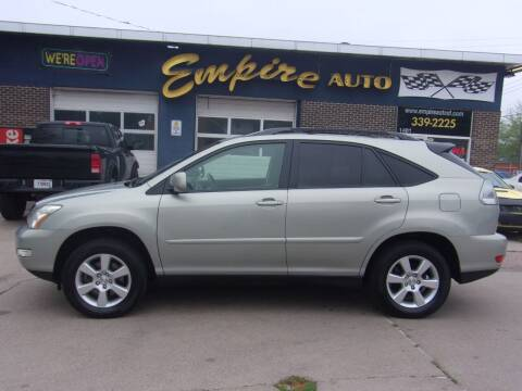 2004 Lexus RX 330 for sale at Empire Auto Sales in Sioux Falls SD