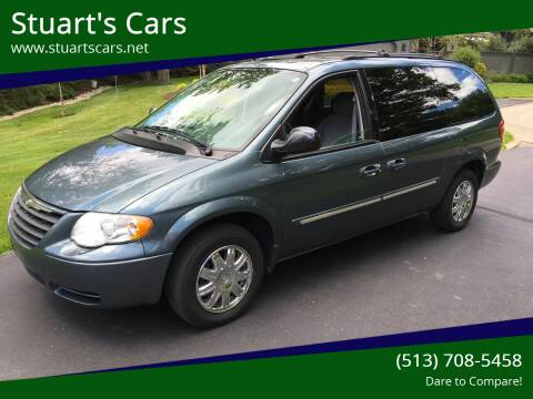 2005 Chrysler Town and Country for sale at Stuart's Cars in Cincinnati OH