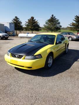 2003 Ford Mustang for sale at Highway 16 Auto Sales in Ixonia WI