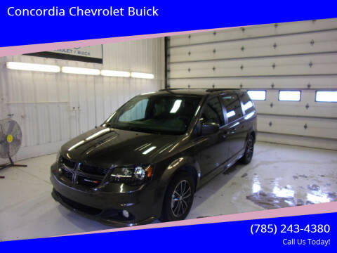 2019 Dodge Grand Caravan for sale at Concordia Chevrolet Buick in Concordia KS
