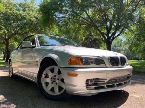2001 BMW 3 Series for sale at FLORIDA MIDO MOTORS INC in Tampa FL
