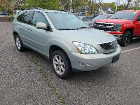 2009 Lexus RX 350 for sale at BETTER BUYS AUTO INC in East Windsor CT