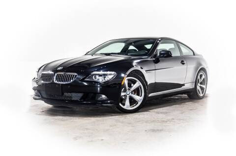 2010 BMW 6 Series for sale at CarXoom in Marietta GA