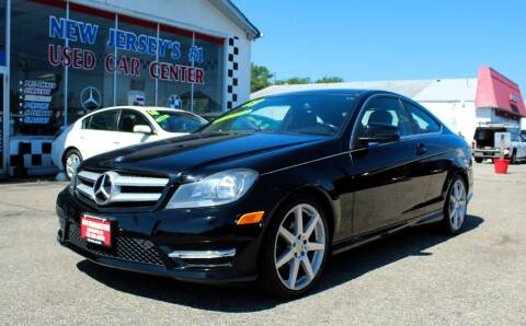 2013 Mercedes-Benz C-Class for sale at Auto Headquarters in Lakewood NJ