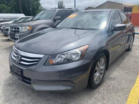 2012 Honda Accord for sale at The Kar Store in Arlington TX