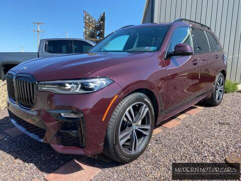 2021 BMW X7 for sale at Modern Motorcars in Nixa MO