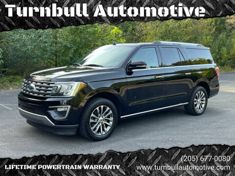 2018 Ford Expedition MAX for sale at Turnbull Automotive in Homewood AL