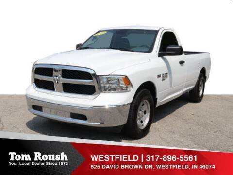 2019 RAM Ram Pickup 1500 Classic for sale at Tom Roush Budget Westfield in Westfield IN