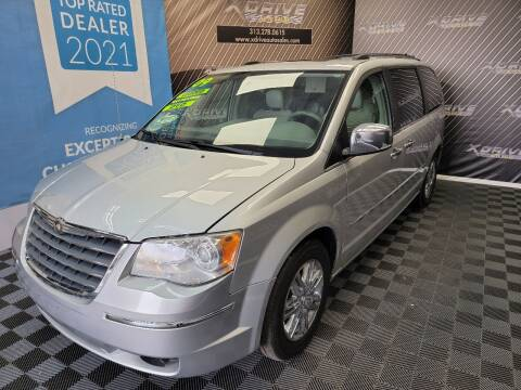 2009 Chrysler Town and Country for sale at X Drive Auto Sales Inc. in Dearborn Heights MI