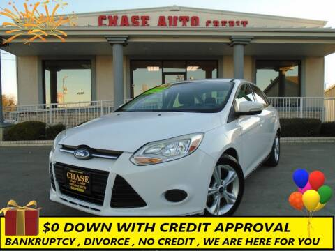 2013 Ford Focus for sale at Chase Auto Credit in Oklahoma City OK