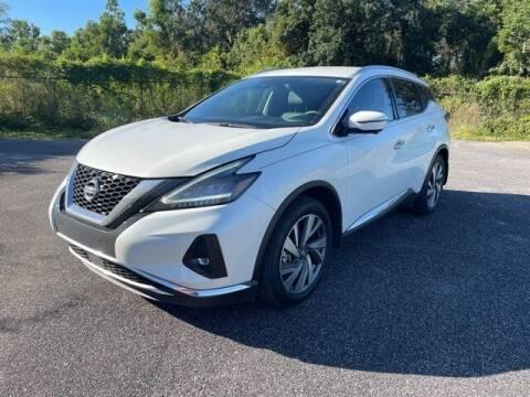 2020 Nissan Murano for sale at JOE BULLARD USED CARS in Mobile AL