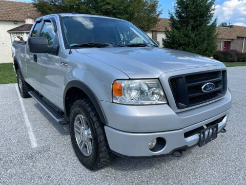 2008 Ford F-150 for sale at CROSSROADS AUTO SALES in West Chester PA