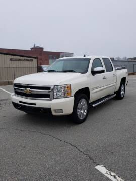 2011 Chevrolet Silverado 1500 for sale at iDrive in New Bedford MA