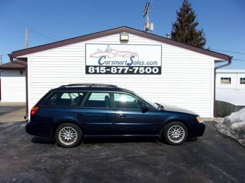 2003 Subaru Legacy for sale at CARSMART SALES INC in Loves Park IL