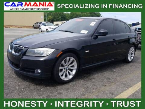 2011 BMW 3 Series for sale at CARMANIA LLC in Chesapeake VA