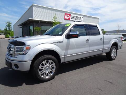 2013 Ford F-150 for sale at Wholesale Direct in Wilmington NC
