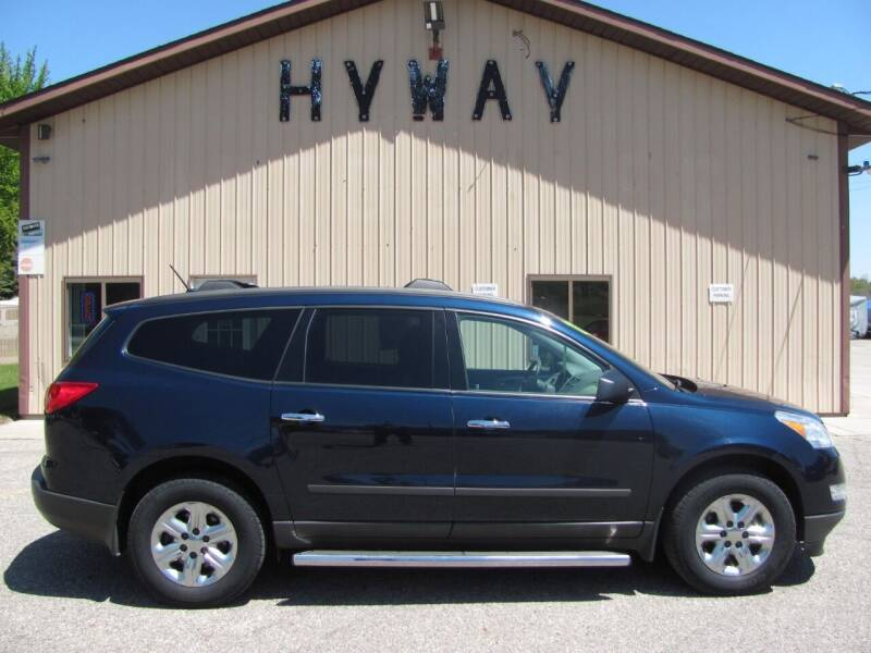 2012 Chevrolet Traverse for sale at HyWay Auto Sales in Holland MI