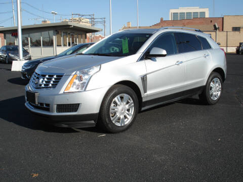 2013 Cadillac SRX for sale at Shelton Motor Company in Hutchinson KS