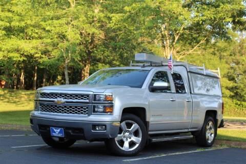 2015 Chevrolet Silverado 1500 for sale at Quality Auto in Manassas VA