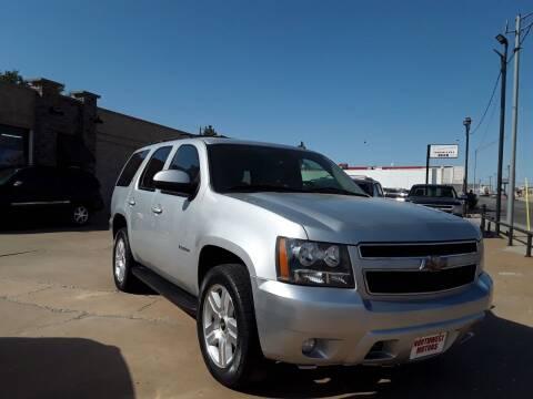 2011 Chevrolet Tahoe for sale at NORTHWEST MOTORS in Enid OK