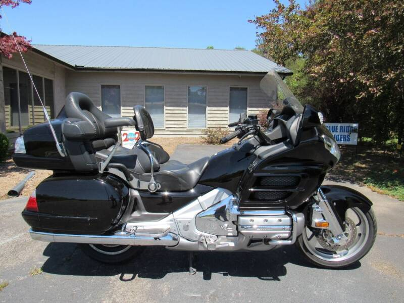 2008 Honda Goldwing GL1800 HPNM8 for sale at Blue Ridge Riders in Granite Falls NC
