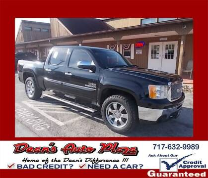 2012 GMC Sierra 1500 for sale at Dean's Auto Plaza in Hanover PA