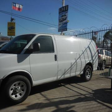 2014 Chevrolet Express Cargo for sale at Luxor Motors Inc in Pacoima CA