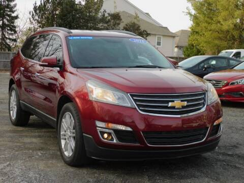 2015 Chevrolet Traverse for sale at Prize Auto in Alexandria VA