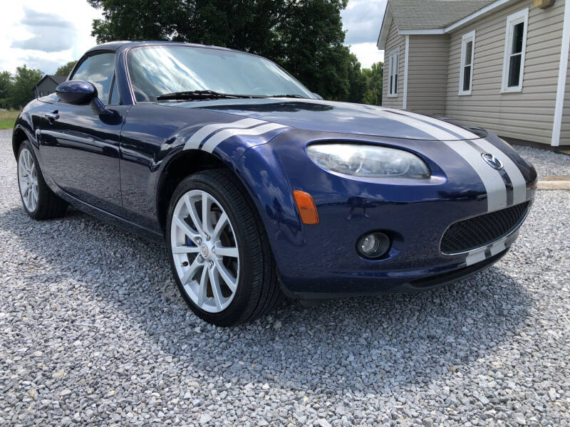 2008 Mazda MX-5 Miata for sale at Curtis Wright Motors in Maryville TN