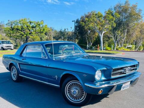 1964 Ford Mustang for sale at Automaxx Of San Diego in Spring Valley CA