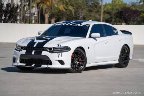 2019 Dodge Charger for sale at Euro Auto Sales in Santa Clara CA