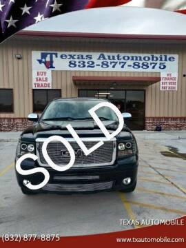 2011 GMC Sierra 1500 for sale at TEXAS AUTOMOBILE in Houston TX