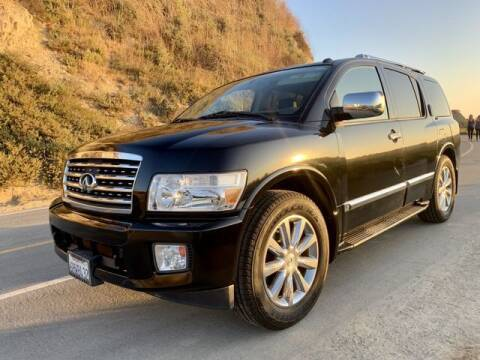 2009 Infiniti QX56 for sale at TOP OFF MOTORS in Costa Mesa CA