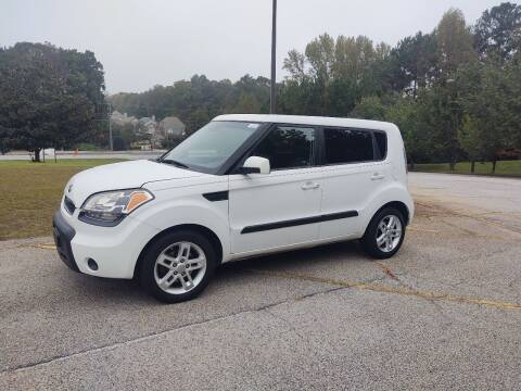 2011 Kia Soul for sale at WIGGLES AUTO SALES INC in Mableton GA